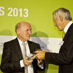 Dr. Westphalen erhält German Renewables Award 2013