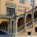 Ulm - Rathaus (Eingang) thumbnail