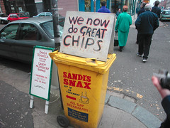 We now do great chips