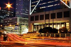 Central.HK (Yolanda Loh) Tags: hk central nightview lighttrail