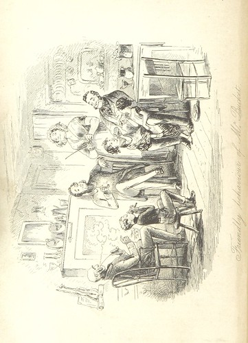 Image taken from page 564 of 'Bleak House ... With illustrations by H. K. Browne'