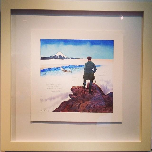 """""""De lo sublime en el Arte"""" • """"El Diálogo, el Pastiche y la Memoria"""" #muestra individual de Ramiro Pareja Herrera #arte #arteenlima #art #artinlima #artist #artista #pintura #painting"""