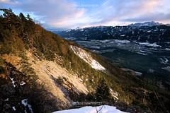Dreiländereck (em-si) Tags: italien italy mountains nature landscape austria österreich italia natur kärnten carinthia berge slovenia slovenija slowenien landschaft villach dreiländereck dobratsch karawanken nikond800 nikon1635