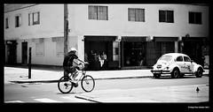 Barranco Style - Ordinary (idoazul) Tags: street people blancoynegro car lima streetphoto coches barranco blanckandwhite perú