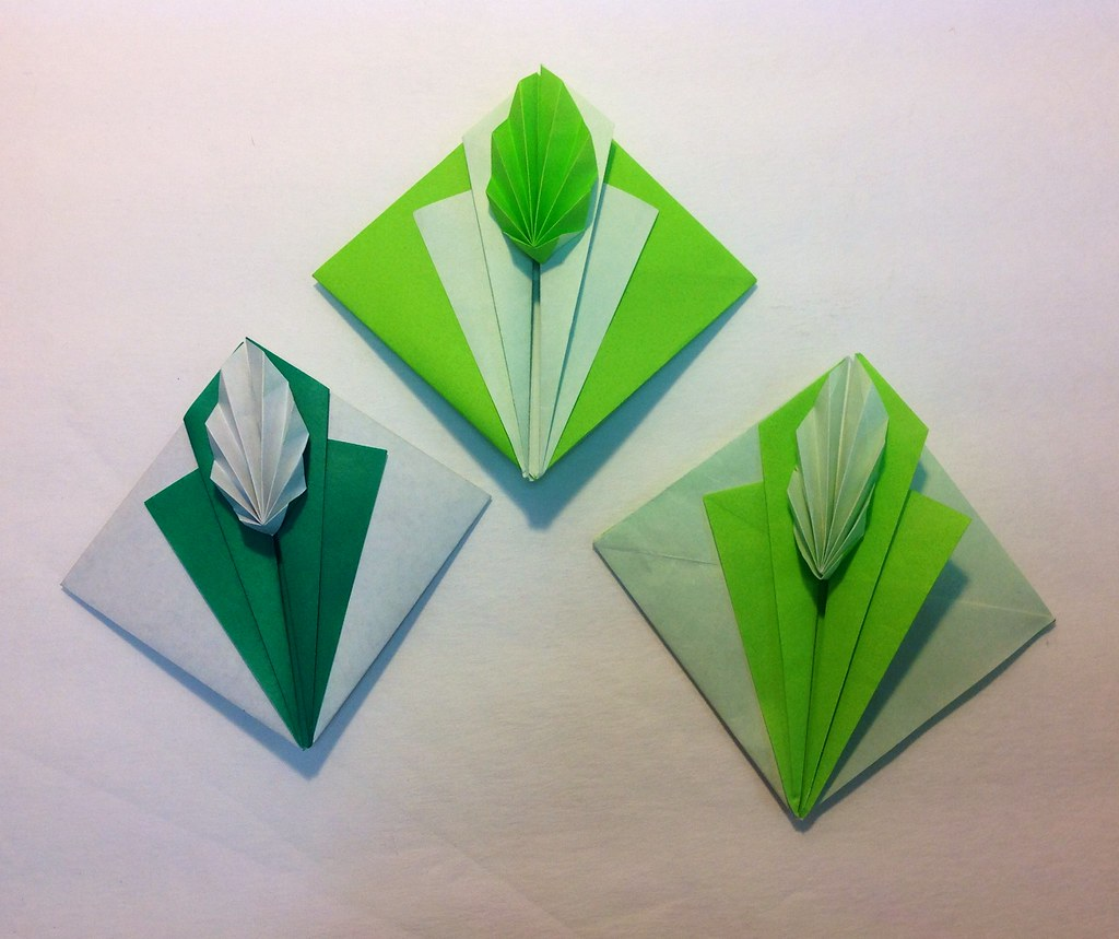 The worlds most recently posted photos of flower and tato flickr iris variations origamivisionz tags flower leaf origami envelope packet tato uploadedby mightylinksfo Choice Image