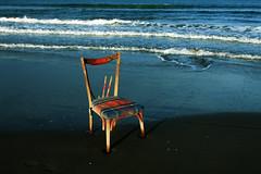 look Scottish (Color-de-la-vida) Tags: chair bleu catalunya ebro minimalist deltadelebre