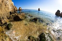 Portugal - Lagos (Sandra B. & Dean K.) Tags: ocean summer vacation holiday luz beach portugal canon eos lisbon lagos 7d algarve albufeira