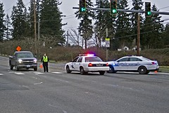 Natural Gas Leak at 4200 block of 132nd ST. SE in Mill Creek (andrewkim101) Tags: county ford mill creek washington call state police victoria wa crown department patrol hazmat response interceptor snohomish wsp