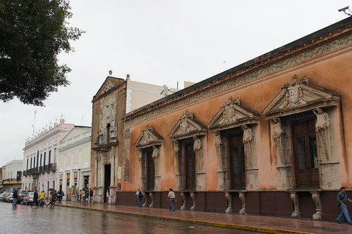 Merida, Mexico, January 2014