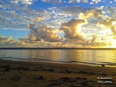 2014-02-08 05.43.58 (RUMTIME) Tags: sky beach sunrise queensland coochie coochiemudlo