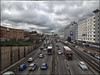 NORTH CIRCULAR 3 (Nigel Bewley) Tags: road street uk longexposure england sky blur london clouds blurry traffic northcircular a406 vehicles february ealing londonstreets londonist artphotography creativephotography unlimitedphotos canong1x february2014