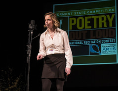 Vermont Arts Council Poetry Out Loud Semifinals 2014 (vermontartscouncil) Tags: usa students poetry vermont arts vt barre artscouncil semifinals barreoperahouse 2014vermontpoetryoutloud