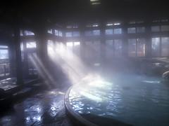 桃山風呂 (otarako☺︎) Tags: 長野 温泉 湯田中温泉 桃山風呂