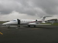 M-MRBB Bombardier Learjet 45 (Aircaft @ Gloucestershire Airport By James) Tags: james airport gloucestershire 45 lloyds bombardier bizjet egbj learjer