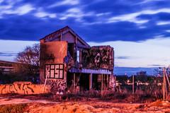 Chabola (Edwin.1997) Tags: el movimiento ruinas nubes castillo edwin pasa exposicion larga tiempo salazar chabola