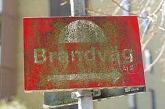 Safety first? (rotabaga) Tags: sign gteborg pentax sweden gothenburg sverige k5 skylt