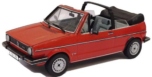 Revell VW Golf cabrio