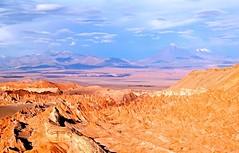 Desierto de Atacama en Antofagasta, Chile (eustoquio.molina) Tags: chile naturaleza nature de landscape desert paisaje panoramic atacama desierto geology geomorphology panorámica geografía geología geomorfología