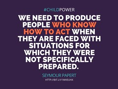 Slide_ChildPower by William M Ferriter, on Flickr