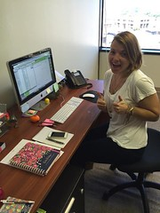 Louisiana StartUp Prize's Emily Smith takes a moment out of her frenetic day (we are interfacing with our Tier One analysts) to say: YOU ROCK! We truly appreciate all the efforts that our startups and entrepreneurs put into their business plans. The judge