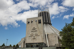 Liverpool Metropolitan Cathedral (shabbagaz) Tags: city uk greatbritain england west liverpool catholic cathedral unitedkingdom britain sony religion great north july lancashire alpha metropolitan merseyside 2015 metropolitancathedral a65 shabbagaz