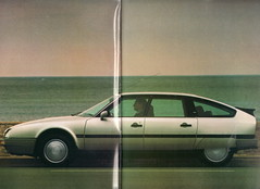 Citroën CX25 GTi Turbo 2 (1987-88) (andreboeni) Tags: classic car automobile cars automobiles voitures autos automobili classique voiture retro auto oldtimer klassik classica classico publicity advert advertising advertisement citroën cx 25 gti turbo cx25 cxgti