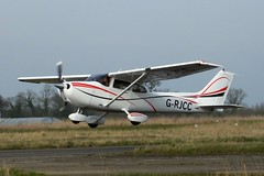 Cessna 172S Skyhawk G-RJCC (Old Buck Shots) Tags: egsv keith sowter