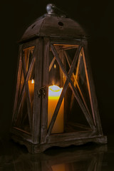 Laterne (Lutz.L) Tags: laterne kerze licht