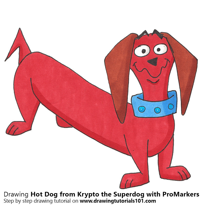 superman and superdog coloring pages - photo#38
