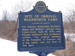 cabin marker