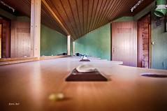 Fön (Enri-Art) Tags: lostplace vergänglich verlassen irgendwo abandoned verfall deutschland villa wellness spabereich relaxen relax pool