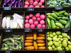colorful of vegetables (Lohb) Tags: vegetables colorful