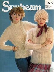 sunbeam_107 (Homair) Tags: hat vintage sweater fuzzy fluffy mohair sunbeam combo