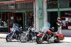 Jerome, Arizona (twm1340) Tags: county arizona az harley motorcycle jerome hd hog davidson verdevalley yavapai 2013