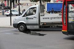 Diesel Spill on the Square (kenjonbro) Tags: uk england london westminster trafalgarsquare charingcross sw1 worldcars kenjonbro canoneos5dmkiii canonef70200mm128l1siiusm