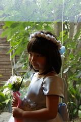 Flower Girl (Cozy66) Tags: girl japan japanese child pentax  flowergirl k5
