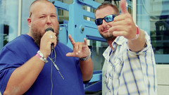 Cracker and BIG Smo