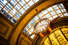 Time for a Moment (Bryan Nabong) Tags: sanfrancisco california windows clock northerncalifornia architecture unitedstates time northamerica geography juliamorganballroom merchantsexchange timepix:time=0346