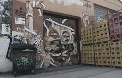 Warschauer Graffiti 6 (Ben Hemmings) Tags: street city urban streetart berlin art wall writing germany graffiti europe creative berlinwall ubahn sbahn mitte alternative socialism warschauer lanmark ostbanhoff