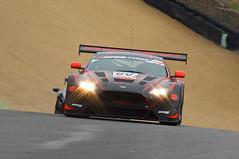 Avon Tyres British GT Championship Barwell Motorsport Aston Martin Vantage GT3 (Mark Pool / Richard Abra) (motorsportimagesbyghp) Tags: championship astonmartin sportscar vantage brandshatch gt3 britishgt avontyres barwellmotorsport markpoole richardabra