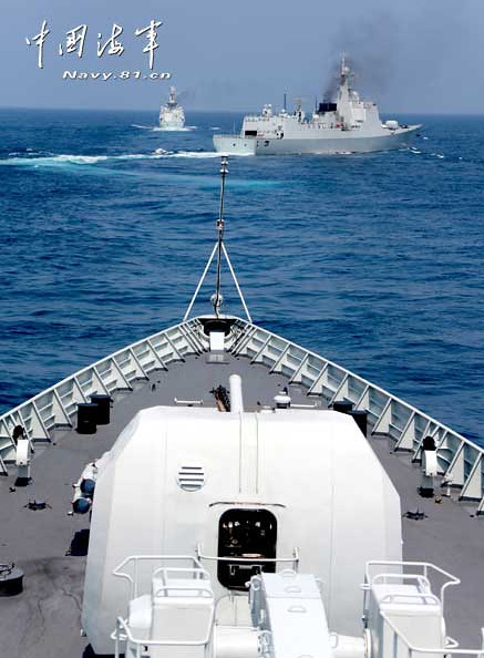 9546432102_4dc8e128f3_z - People's Liberation Army Navy: China's South Sea Fleet - Talk of the Town