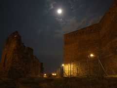 Πανσέληνος 21/8/2013 (Mpizelos) Tags: thessaloniki θεσσαλονίκη πανσέληνοσ επταπύργιο