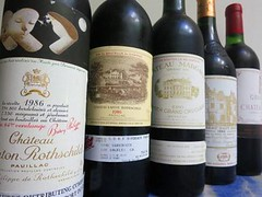 A night of `1986 Bordeaux