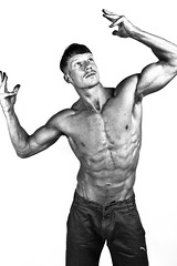 Rich Hodgson (menickstephensorg) Tags: pose skin body muscle muscular ripped competition strength bodybuilder fitness toned tone canonef2470mmf28lusm fit tonal 6pack canoneos5dmk2