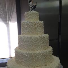 #weddingcake #cake #torta #matrimonio #pasticceriapeggi #follonica