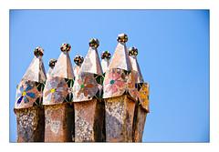Casa Batll (ridel pascal) Tags: barcelona architecture spain bcn espana gaudi catalunya barcelone antonigaudi