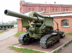 """203mm B-4 Howitzer (3) • <a style=""""font-size:0.8em;"""" href=""""http://www.flickr.com/photos/81723459@N04/9964974145/"""" target=""""_blank"""">View on Flickr</a>"""