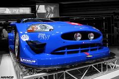 Racing cat (Iceman_Mark) Tags: auto show blue car switzerland team racing jaguar zrich endurance gardel frey michelin barth touring emil gabriele bemani motorshow motorsport 2012 fredy