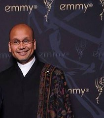 Raghavan Iyer with Regional Emmy® Award