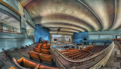 panovision (CONTROTONO) Tags: park longexposure panorama cinema color abandoned beautiful photoshop painting hall rust colorful europe long paint arch decay balcony room pano exploring explorer perspective indoor palace colored photomerge disused rotten exploration derelict decayed decaying dereliction deviate photomatixpro panoramaview explored controtono